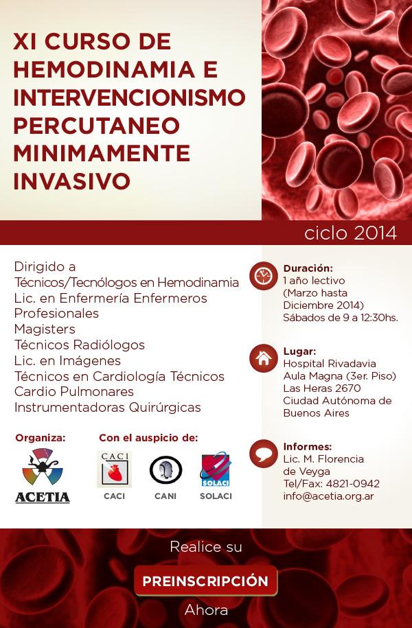 curso Hospital Rivadavia 2014