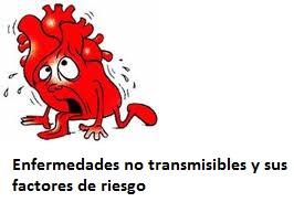 no transmisibles 2014