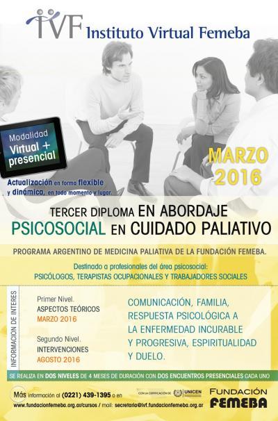 Femeba psicosocial 2016