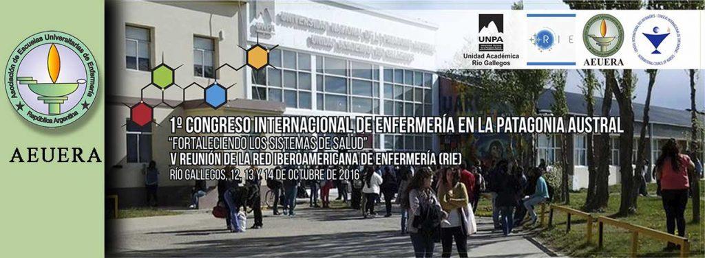 Congreso Enf. Patagonia Austral