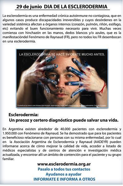 esclerodia