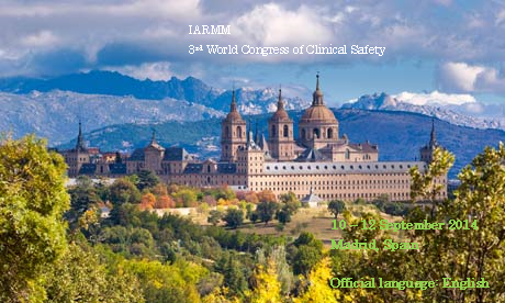3rd World Congress of Clinical Safety 3WCCS
