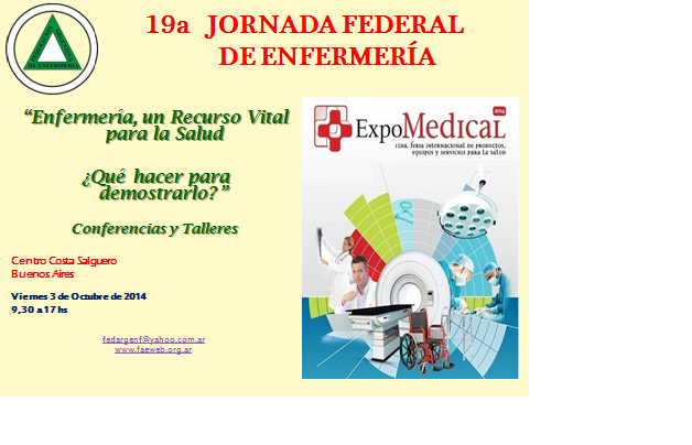 FAE ExpoMedical 2014