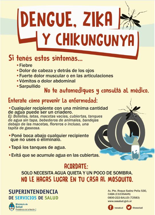 dengue 2016