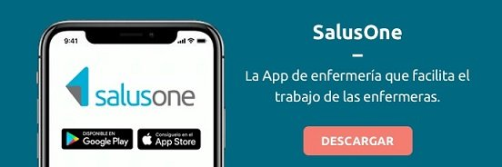 Descarga Gratuita de la App  SalusOne Enfermería.