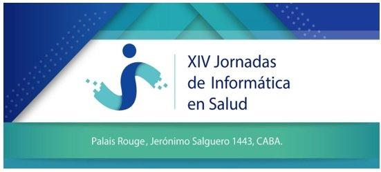 XIV Jornadas de Informática en Salud. HIBA. No Aranceladas. Inicio noviembre 27, 2019. CABA