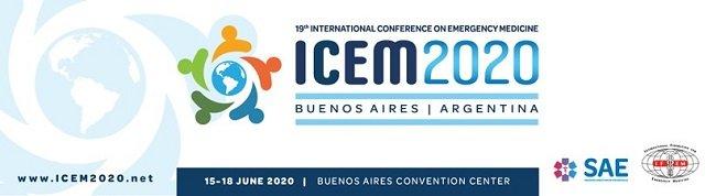 19º Congreso Internacional de Emergencias Médicas. IFEM/SAE. Inicio junio 15, 2020. CABA