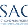 47° Congreso Argentino de Cardiología. SAC. Inicio octubre 14, 2021. Virtual